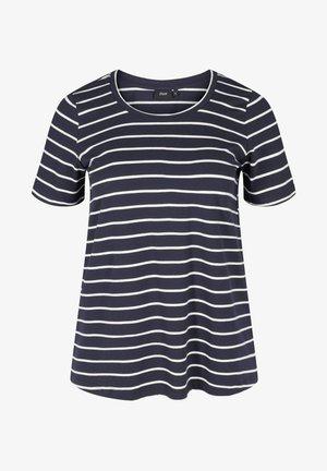 T-shirt imprimé - night sky w. egret