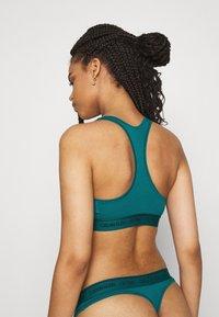 Calvin Klein Underwear - UNLINED BRALETTE - Bustier - turtle bay - 2