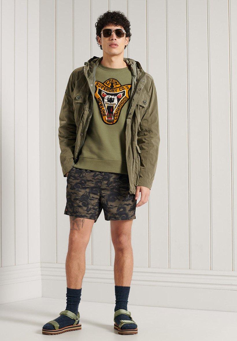 Men LIMITED EDITION CHENILLE PATCH - Sweatshirt
