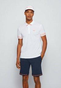 BOSS - PADDY - Polo shirt - white - 0