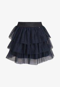 WE Fashion - A-line skirt - dark blue - 4