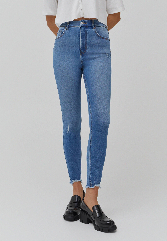 Damen SKINNY HIGH WAIST - Jeans Skinny Fit