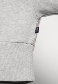 Cotton On Body - THE ULTRA SOFT ZIP THROUGH HOODIE - Sweat à capuche zippé - grey marle - 5
