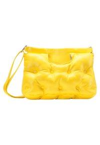 myMo - QUILTED BAG - Handbag - yellow - 0