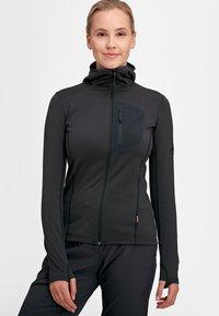 Mammut - ACONCAGUA LIGHT ML  - Soft shell jacket - black-black - 0