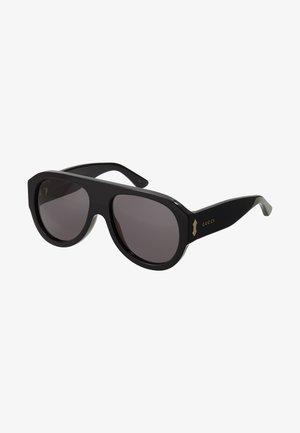 Okulary przeciwsłoneczne - black/black/grey