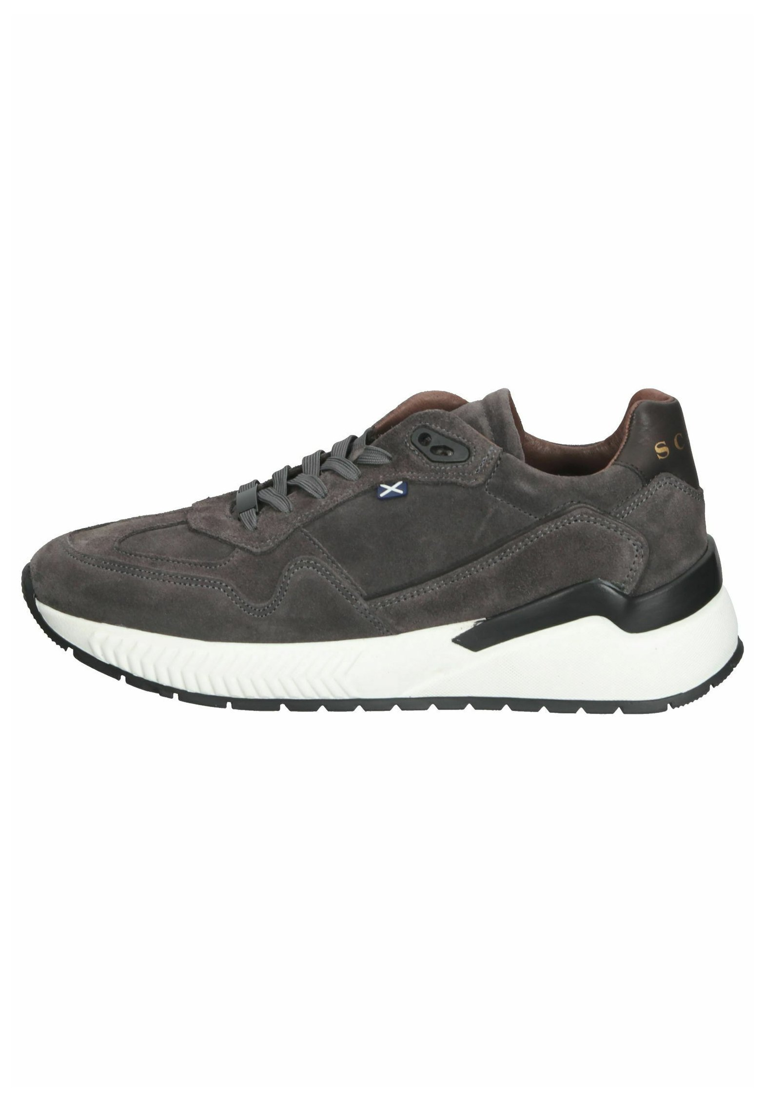 Homme Baskets basses - grey/stone