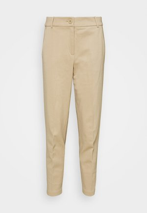 PANT - Trousers - sand