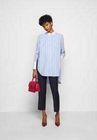 By Malene Birger - EAUBONNE - Button-down blouse - chambray blue - 1