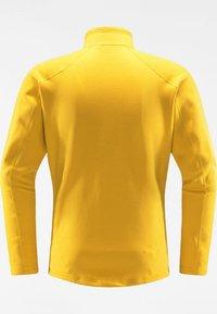 Haglöfs - HERON  - Fleece jacket - pumpkin yellow - 6