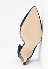 Anna Field Wide Fit - LEATHER CLASSIC HEELS - Pumps - dark blue - 6