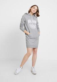 Even&Odd - Day dress - mid grey melange - 1
