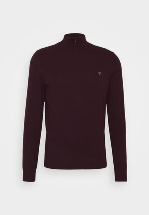 CHURCH - Pullover - red