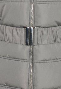 New Look Tall - FITTED PADDED PUFFER - Zimní bunda - dark grey - 3