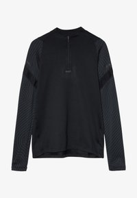 Nike Performance - DRY STRIKE - Sports shirt - black/black/anthracite/black - 3