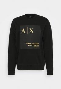 Armani Exchange - Sudadera - black - 0