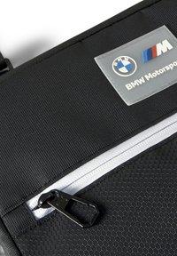 Puma - BMW M MOTORSPORT  - Axelremsväska - puma black - 2