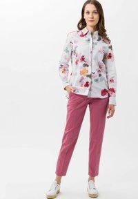 BRAX - VICTORIA - Button-down blouse - white - 1