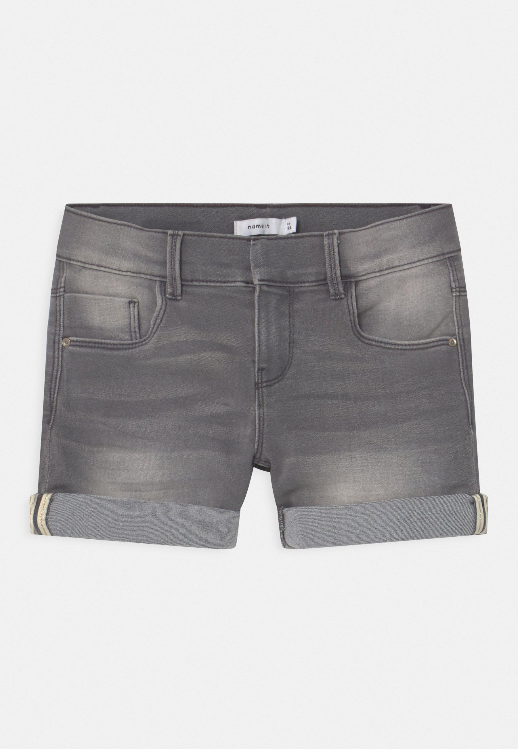 Kids NKFSALLI DNMTASIS  - Denim shorts