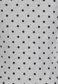 Esprit Maternity - MIT PRINT - Nattøj trøjer - light grey melange - 7