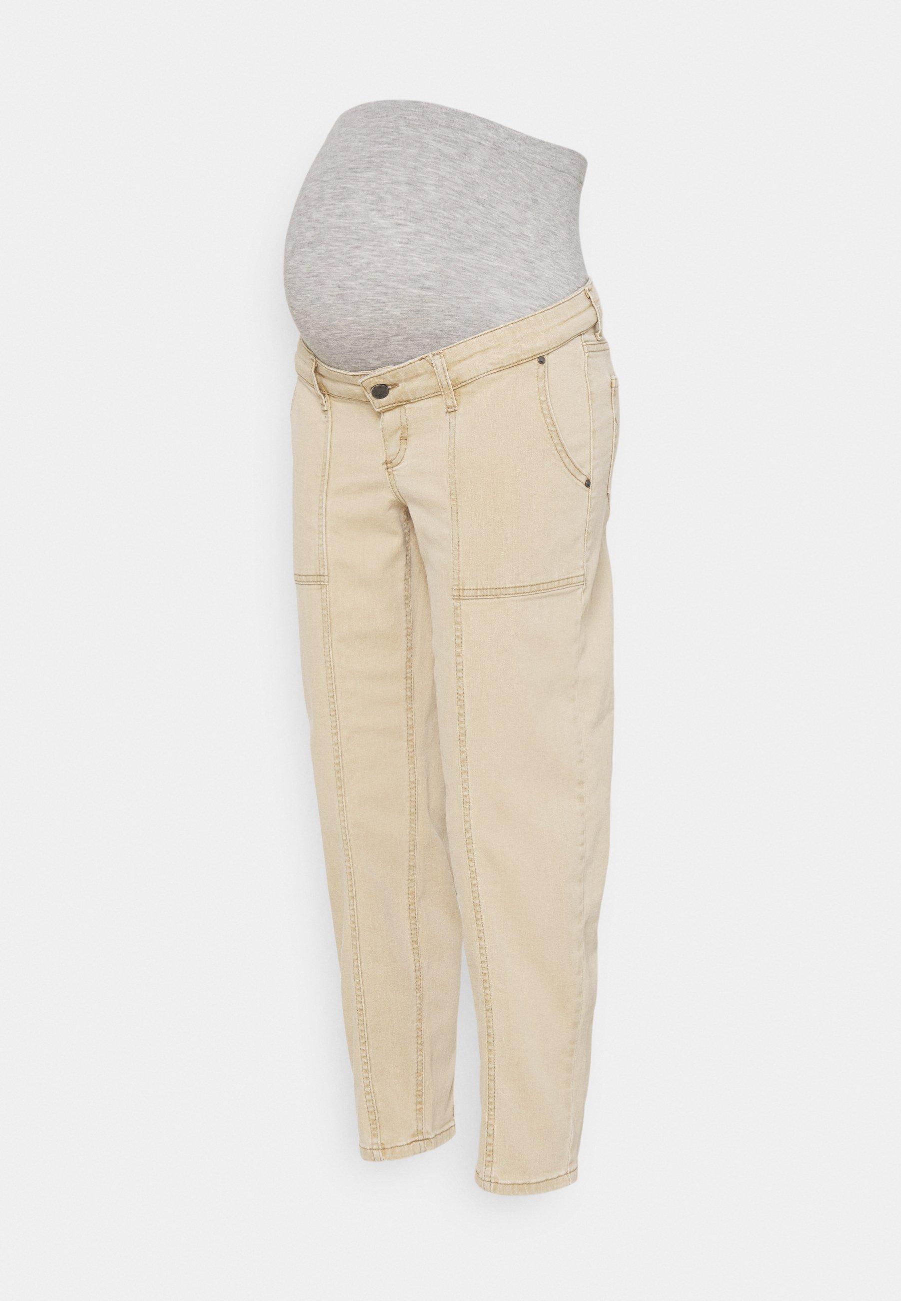 Femme MLSTANFORD CROPPED CARGO - Pantalon classique