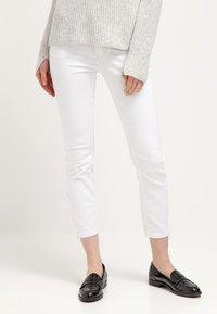 MAC Jeans - Dream Summer - Jeans slim fit - white - 0