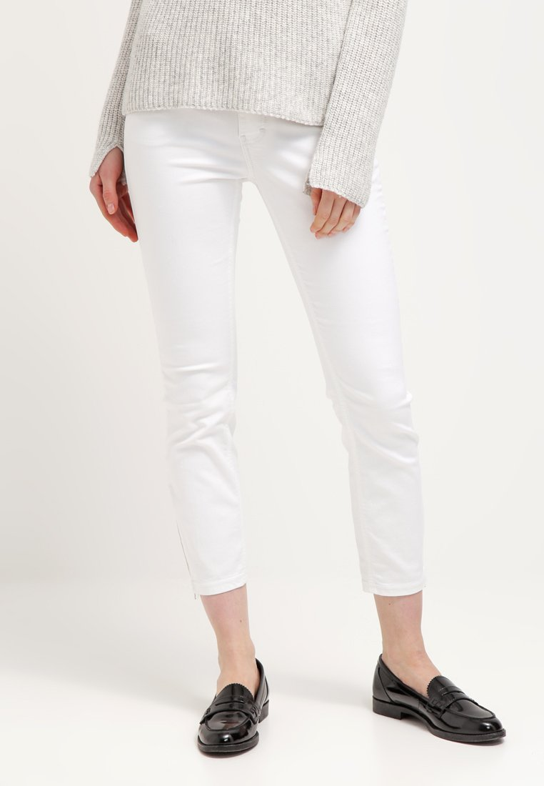 MAC Jeans - Dream Summer - Slim fit jeans - white
