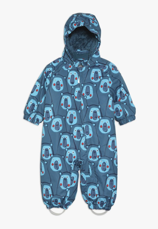 RIMAH MINI PADDED COVERALL  - Mono para la nieve - pirate blue