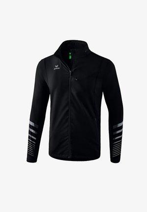Trainingsjacke - schwarz