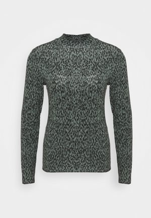 TOP KENNY  - Long sleeved top - dusty green