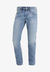 JJIMIKE JJICON - Slim fit jeans - blue denim