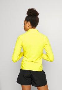 The North Face - WOMEN'S GLACIER 1/4 ZIP - Fleece jumper - lemon - 2