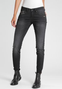 Gang - SKINNY FIT  - Jeans Skinny Fit - chic wash - 0