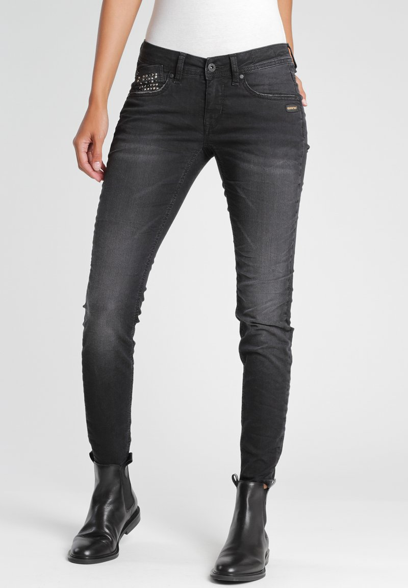 Gang - SKINNY FIT  - Jeans Skinny Fit - chic wash