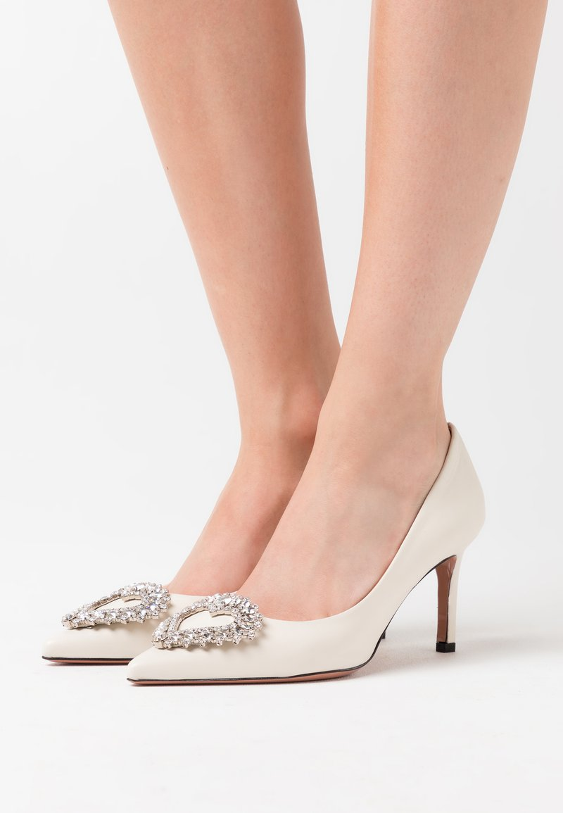 Oxitaly - STEFY - Classic heels - latte