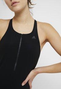 adidas Performance - Swimsuit - black/gresix - 4