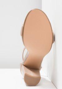 Steve Madden - CARRSON - High heeled sandals - blush - 6