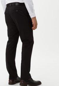 BRAX - ENRICO - Pantalon - black - 2