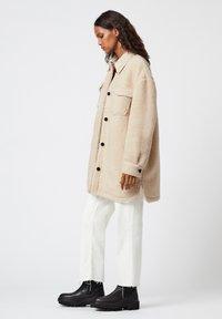 AllSaints - SOPHIE JACKET - Short coat - stone white - 3