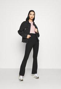 New Look - BABYLOCK TEE - Long sleeved top - light pink - 1