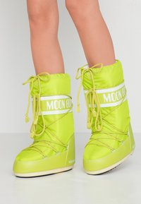 Moon Boot - Winter boots - lime - 0