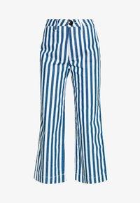 OLD MATE PANT - Bukse - blue