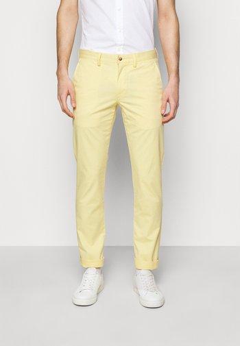BEDFORD PANT - Chino - empire yellow