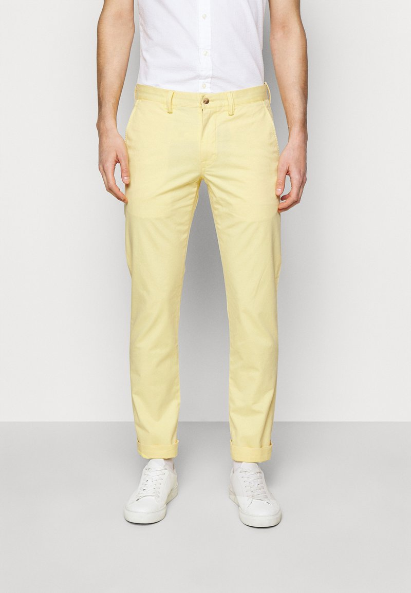 Polo Ralph Lauren - BEDFORD PANT - Chinos - empire yellow
