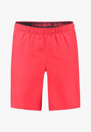 WORDMARK - Sports shorts - red