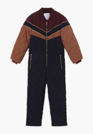 RAVIA THERMO - Snowsuit - navy blazer