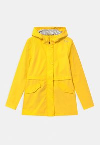 CMP - RAIN FIX HOOD UNISEX - Waterproof jacket - yellow - 0