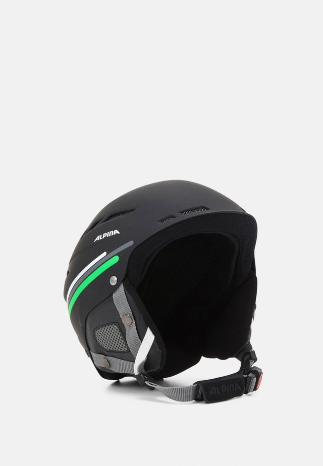 BIOM UNISEX - Kask - black-grey matt