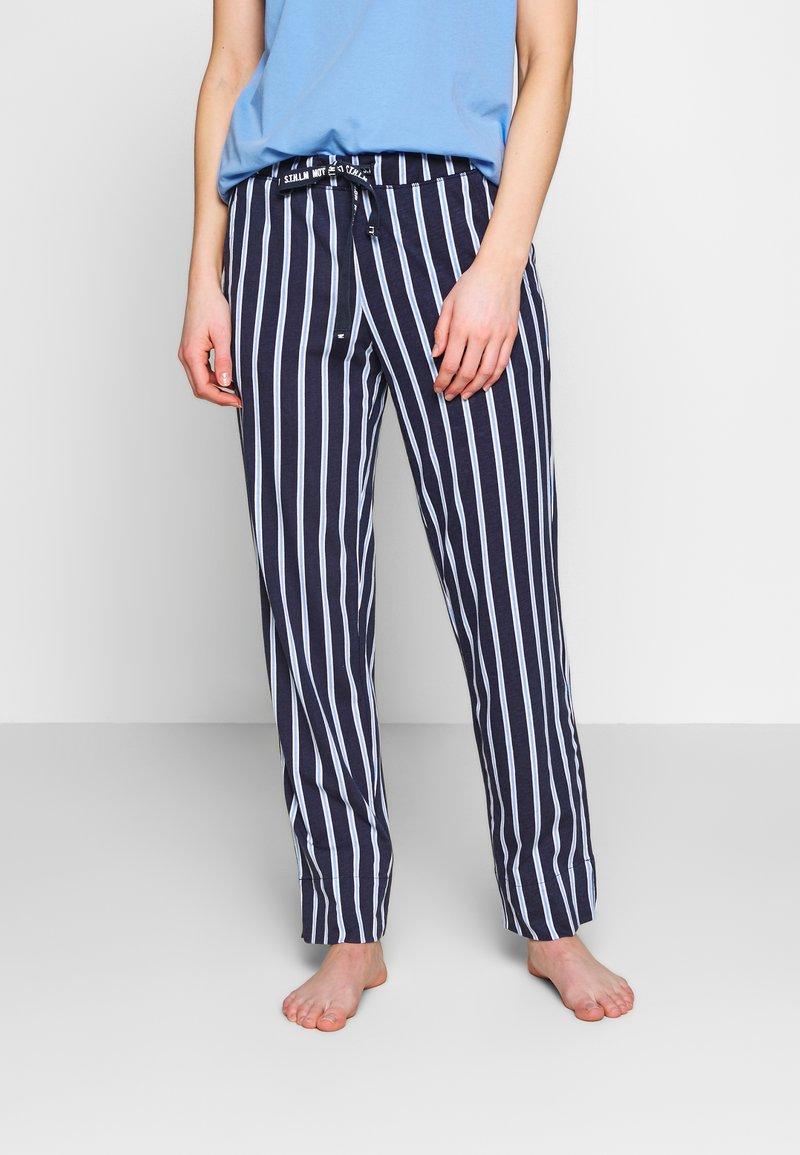 Marc O'Polo - PANTS - Pyjama bottoms - navy