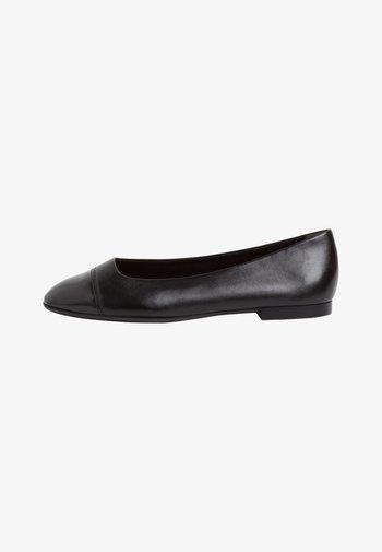 Ballerinasko - black uni